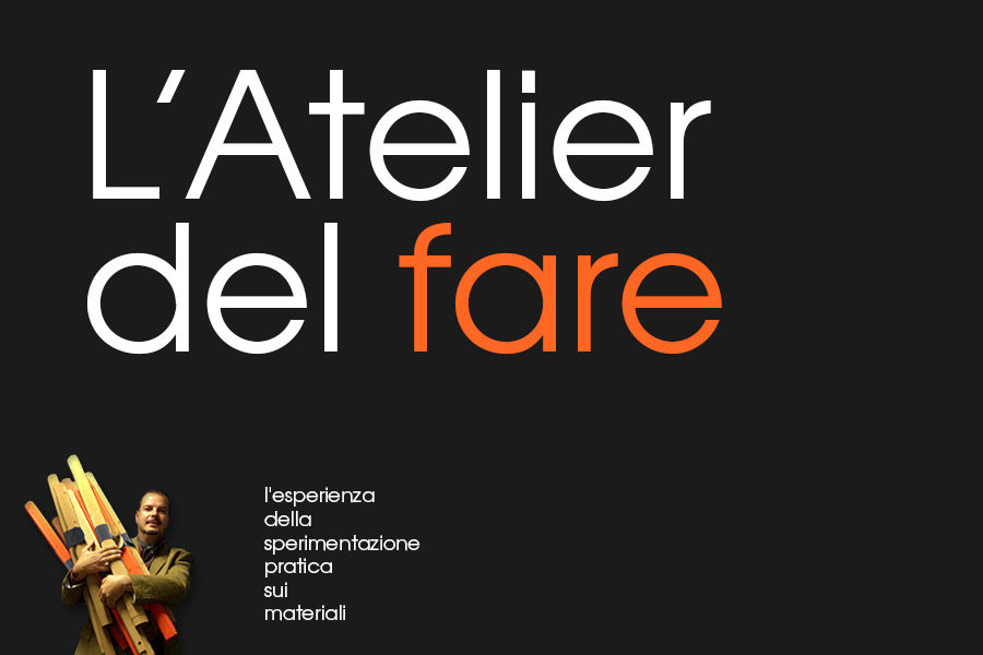 Workshops L'Atelier del Fare
