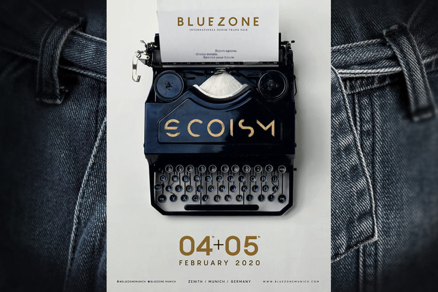Munich Fabric Start – Blue Zone 2020